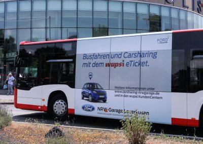 Buswerbung – Traffic Board