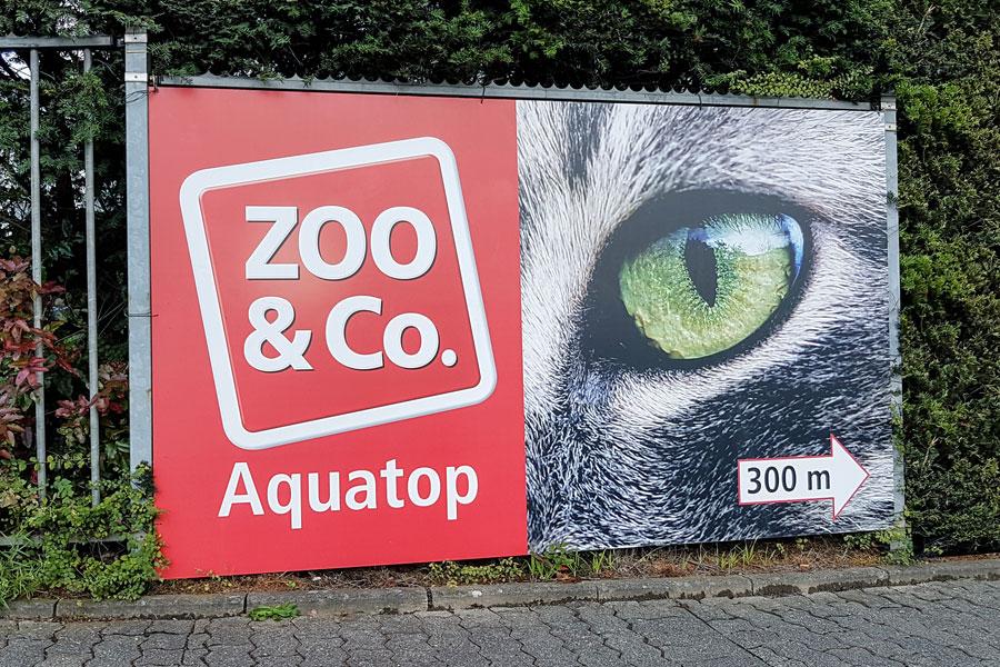 AUPRION-Filialmarketing-Hinweisschilder-Hinweisbeschilderung-zoo-und-co