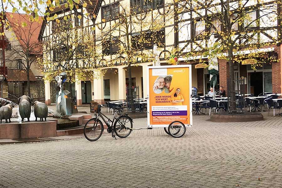 Bike-Board-Aktionsmedien-Promotionn